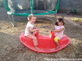 9 Fun Teeter Totters for Toddlers – Exclusively for Toddlers